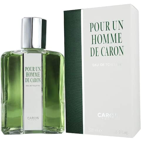 Caron Pour Homme Men's 16.9-ounce Eau de Toilette Splash