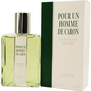 Caron Pour Homme Men's 6.7-ounce Eau de Toilette Spray