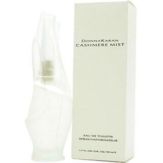 Donna Karan Cashmere Mist Women's 1.7-ounce Eau de Toilette Spray