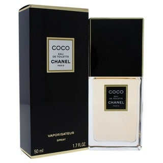 Chanel Coco Women's 1.7-ounce Eau de Toilette Spray