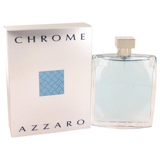 Azzaro Chrome Men's 6.8-ounce Eau de Toilette Spray