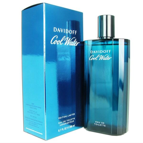 Davidoff Cool Water Men's 6.7-ounce Eau de Toilette Spray