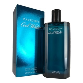 Davidoff Cool Water Men's 6.7-ounce Eau de Toilette Spray