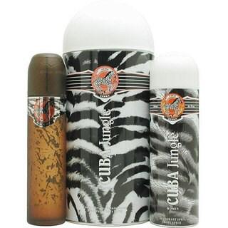 Cuba Jungle Zebra Women's 2-piece Fragrance Set