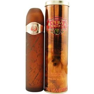 Cuba Magnum Red Men's 4.2-ounce Eau de Toilette Spray