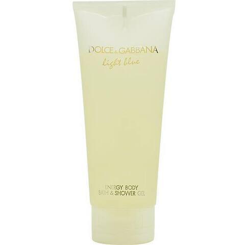 Dolce & Gabbana Light Blue Women's 6.7-ounce Shower Gel