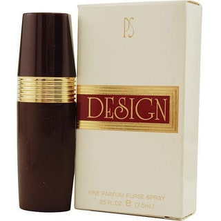 Paul Sebastian Design Women's .25-ounce Parfum Purse Spray