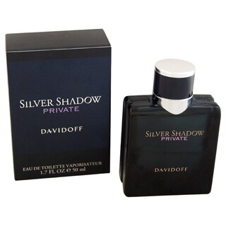 Silver Shadow Private 1.7 oz Eau De Toilette Spray for Men