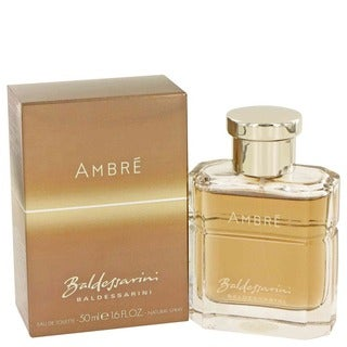 Baldessarini Ambre Men's 1.7-ounce Eau de Toilette Spray