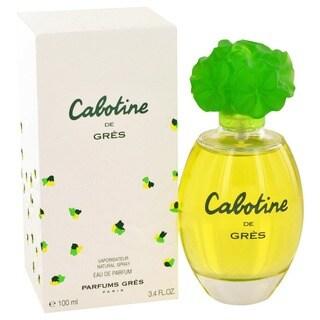 Parfums Gres Cabotine Women's 3.3-ounce Eau de Parfum Spray