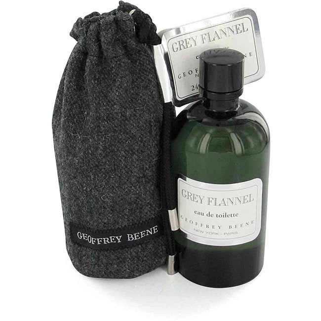 Geoffrey Beene Grey Flannel Men's 4-ounce Eau de Toilette Spray (Unboxed)
