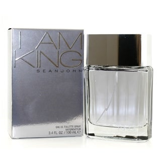 Sean John I Am King Men's 3.4-ounce Eau de Toilette Spray