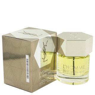 Yves Saint Laurent L'Homme Men's 2-ounce Eau de Toilette Spray