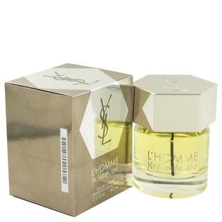Yves Saint Laurent L'Homme Men's 2-ounce Eau de Toilette Spray