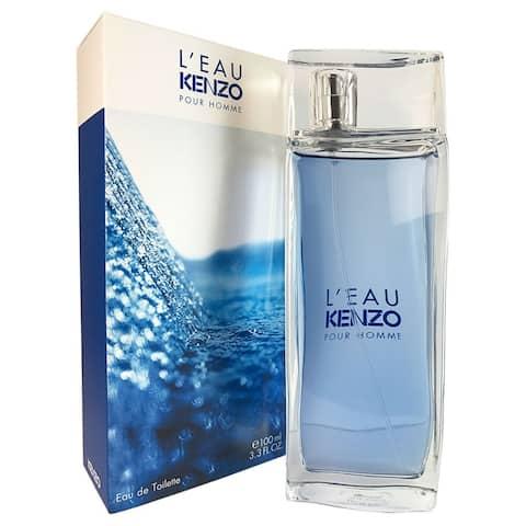 Kenzo LEau Par Kenzo Men's 3.4-ounce Eau de Toilette Spray