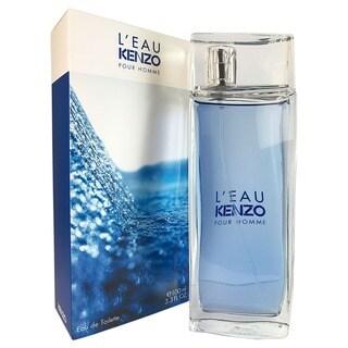 Kenzo L'Eau Par Kenzo Men's 3.4-ounce Eau de Toilette Spray