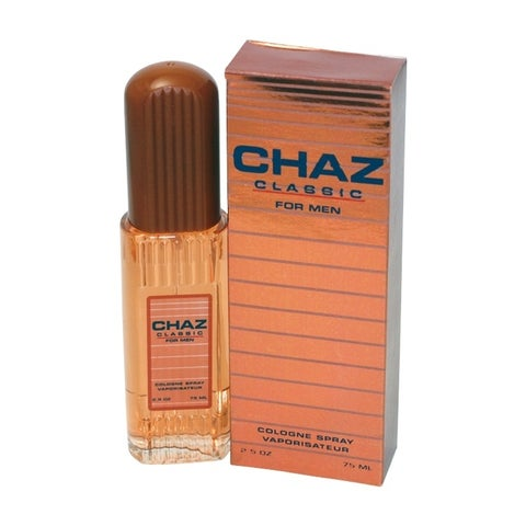 Chaz Classic Men's 2.5-ounce Cologne Spray