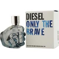 Diesel Only the Brave Men's 1.7-ounce Eau de Toilette Spray