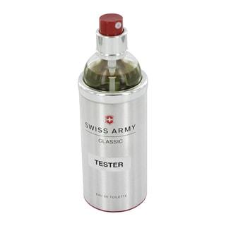 Swiss Army Men's 3.4-ounce Eau De Toilette Spray