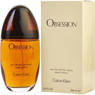 Calvin Klein Obsession Women's 3.4-ounce Eau de Parfum Spray|https://ak1.ostkcdn.com/images/products/4313439/P12290632.jpg?impolicy=medium