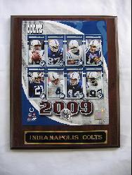 Indianapolis Colts Team Picture Plaque - Thumbnail 1