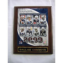 Dallas Cowboys Team Picture Plaque