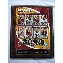 Washington Redskins Team Picture Plaque