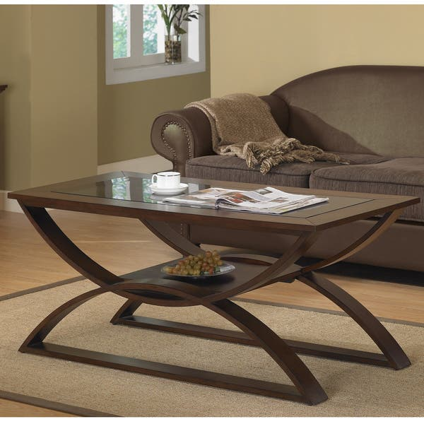 Shop Bentwood Coffee Table Free Shipping Today Overstock 4318178