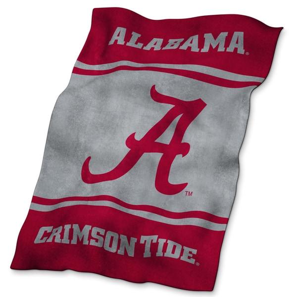 University of Alabama Ultra Soft Throw Blanket