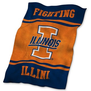 Illinois Ultra-soft Oversize Throw Blanket