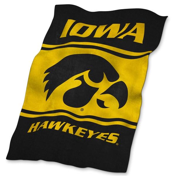 Iowa Hawkeyes Ultra-soft Oversized Throw