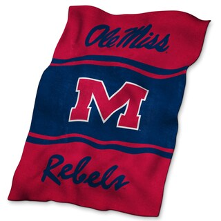 Ole Miss Ultra-soft Oversized Throw