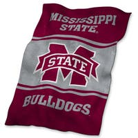 Mississippi State University Polyester Oversized Throw