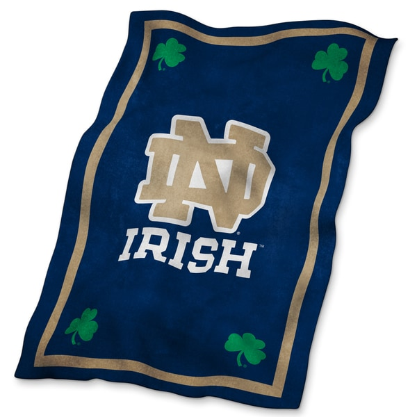 Notre Dame Ultra-soft Oversized Throw