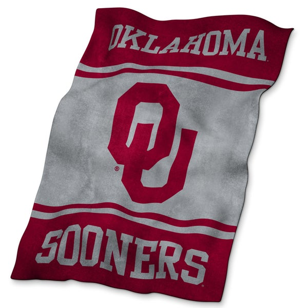 Oklahoma Ultrasoft Oversize Throw Blanket