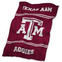 Texas A&M Ultra-soft Oversized Throw Blanket