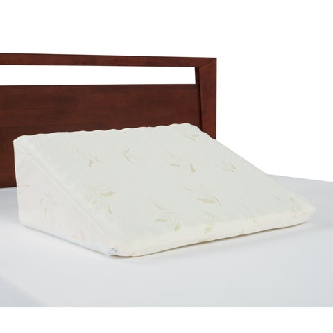 Comfort Dreams Personal Specialty Memory Foam Bed Wedge