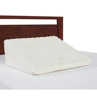Comfort Dreams Personal Specialty Memory Foam Bed Wedge|https://ak1.ostkcdn.com/images/products/4320013/P12296423.jpg?impolicy=medium