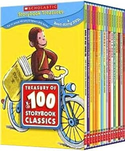 SST Treasury of 100 Storybook Classics (DVD)