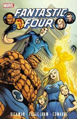 Fantastic Four 1 (Paperback)