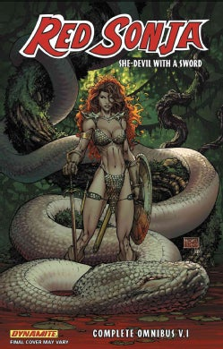 Red Sonja 1: She-devil With a Sword (Paperback)