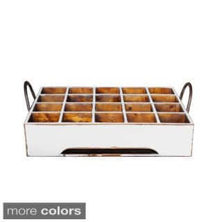 Antiqued Stain Milk Crate (Option: Red) https://ak1.ostkcdn.com/images/products/4325895/P12300891.jpg?impolicy=medium