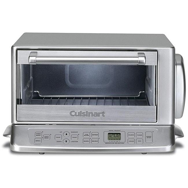 Cuisinart Tob 195 Stainless Steel Exact Heat Toaster Oven