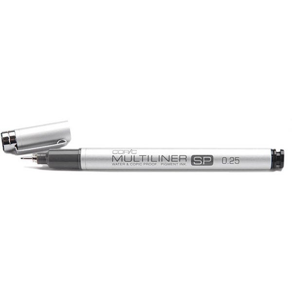 Copic Multiliner Black SP Waterproof Marker