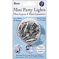 Non-blinking Disposable 8-hour White Mini Party Lights (Pack of 12)