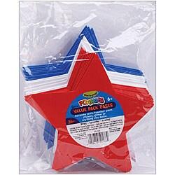 Foamies Star Bases (Pack of 36)