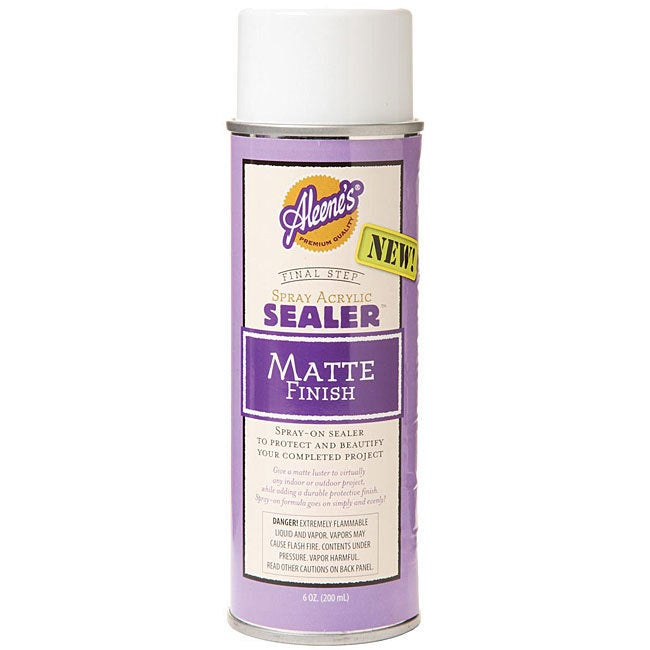 Duncan Aleene's Matte 6-oz Acrylic Sealer Spray (Aleene's...