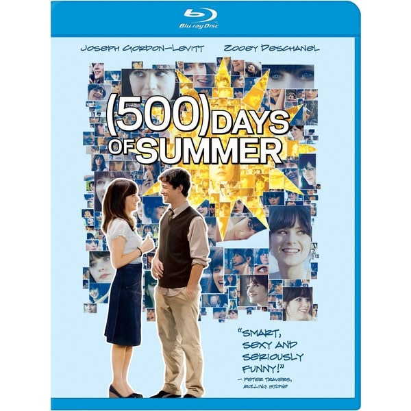 500 Days Of Summer (Blu-ray Disc)