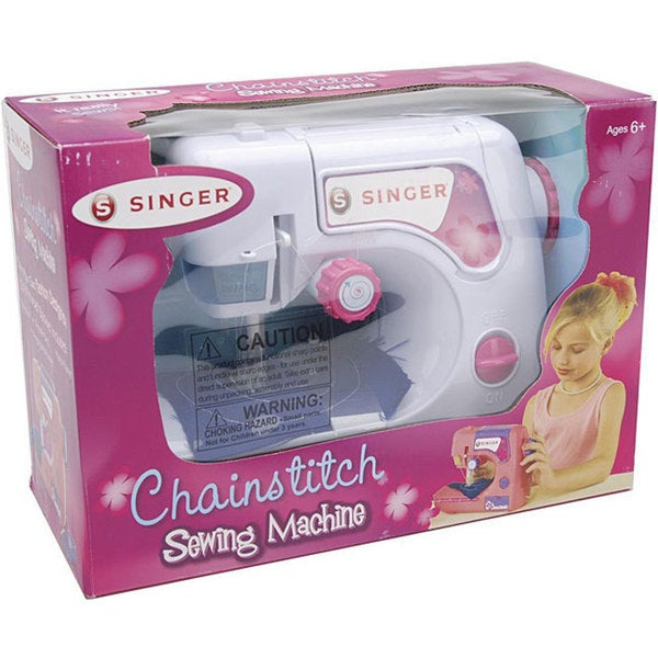 Singer Chainstitch Battery-operated Sewing Machine
