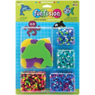 Perler 'Ocean Buddies' Fuse Bead Activity Kit